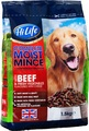 HiLife Complete Moist Mince Dog Food