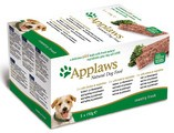 Applaws Pâté Country Fresh Selection Multipack Dog Food
