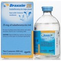 Draxxin 25 mg/ml Solution for Injection for Pigs