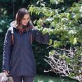 Dublin Amy Mid Length Waterproof Ladies Parka