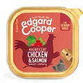 Edgard Cooper Magnificent Chicken & Salmon Senior Dog Wet Food Trays