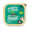 Edgard Cooper Organic Fish & Chicken Adult Cat Wet Food
