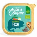 Edgard Cooper Organic Glorious Fish Adult Dog Wet Food Trays