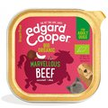 Edgard Cooper Organic Marvellous Beef Adult Dog Wet Food Trays