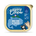 Edgard Cooper Smashing Chicken & Codfish Adult Cat Wet Food