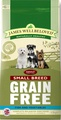 James Wellbeloved Fish Grain Free Small Breed Adult Dog Food