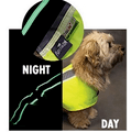 Flecta Vizlite DT Dog Coat Fluorescent