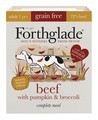 Forthglade Beef with Pumpkin & Broccoli Dog Food