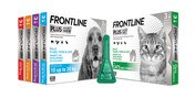 FRONTLINE Plus Flea & Tick Treatment Dogs & Cats