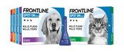 FRONTLINE Spot On Flea & Tick Treatment Dogs & Cats