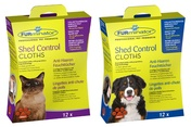 Furminator Shed Control Cloths for Dogs & Cats