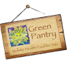 Green Pantry Cat Food