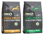 Pero High Meat & Gluten Free Dog Food