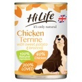 HiLife Natural Canned Dog Food