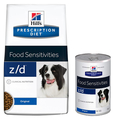Hill's Prescription Diet z/d Food Sensitivities Dog Food