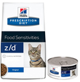 Hill's Prescription Diet z/d Food Sensitivities Cat Food