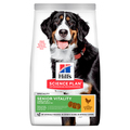 Hill's Science Plan Adult 7+ Senior Vitality Large Breed Chicken Dog Food