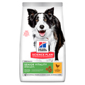 Hill's Science Plan Adult 7+ Senior Vitality Medium Chicken Dog Food