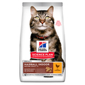Hills Science Plan Mature Adult Hairball & Indoor Chicken Cat Food