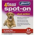 Johnson's 4fleas Spot On for Dogs & Puppies
