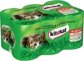 Kitekat Canned Cat Food