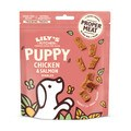 Lily's Kitchen Chicken & Salmon Nibbles Puppy Treats