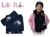 Little Unicorn Head Band and Scarf Set by Little Rider