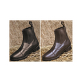 Mark Todd Toddy Zip Jodphur Boots Junior