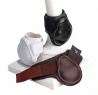 Masta Leather Look Neoprene Fetlock Boot