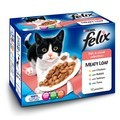 Felix Meaty Loaf Adult Cat Food