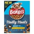 Bakers Complete Adult Meaty Meals Dog Food