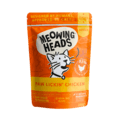 Meowing Heads Paw Lickin' Chicken Cat Food Pouches