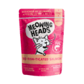 Meowing Heads So-fish-ticated Salmon Cat Food Pouches