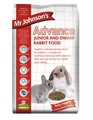 Mr Johnson's Advance Junior & Dwarf Rabbit Food