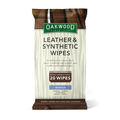 Oakwood Leather & Synthetic Wipes x 7 x 20 Pack