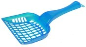 Pet Brands Translucent Pet Litter Scoop