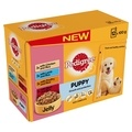 Pedigree Pouches Puppy Food