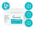 RenewMe™ Senior Health Chews for Cats