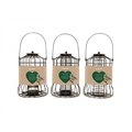Rosewood Feeding Time Squirrel Proof Nut Feeder