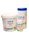 Safe4 Disinfectant Wipes