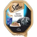 Sheba Sauce Lover Cat Food