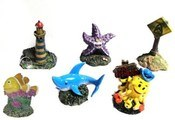 Supa Small Mixed Aquarium Ornaments