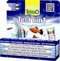 Tetra 6 In 1 Aquarium Water Test Strips