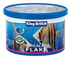 King British Tropical Fish Flake With IHB