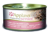 Applaws Senior Tuna & Salmon Canned Cat Food