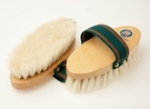 Vale Brothers Equerry Wooden Goat Hair Body Brush