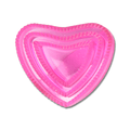 Waldhausen Lucky Unicorn Heart Shaped Curry Comb