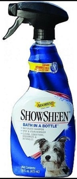 Absorbine Showsheen Bath in a Bottle for Dogs