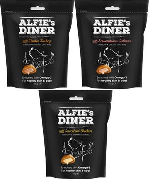 Alfie's Diner Dog Treats