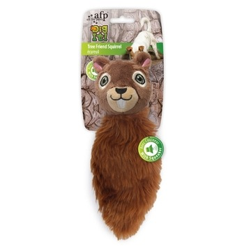 All For Paws Dig It Tree Friend Squirrel Dog Toy